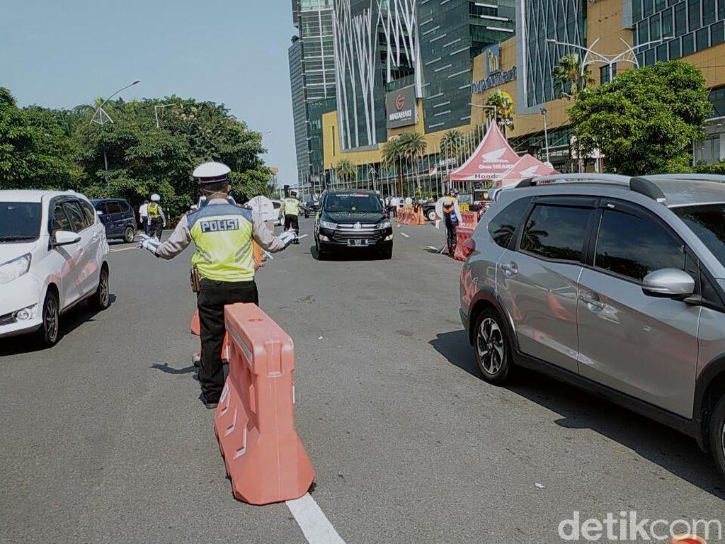 PPKM Diberlakukan di Surabaya, Polisi Kembali Aktifkan Tiga Titik Check Point