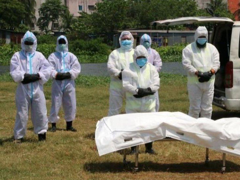 Kasus Meninggal Akibat Infeksi Virus Corona Capai 500 Ribu Jiwa