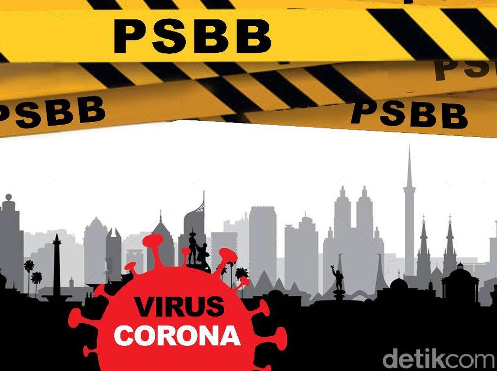 Dilema Pegawai Swasta di DKI soal PSBB Lagi: Setuju, tapi Takut Tak Digaji