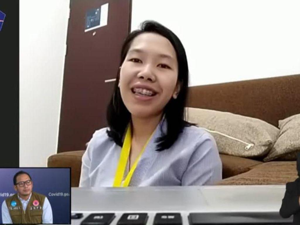 Cerita Ahli Gizi Rela Jadi Relawan Corona karena Lihat Tenaga Medis Berjuang