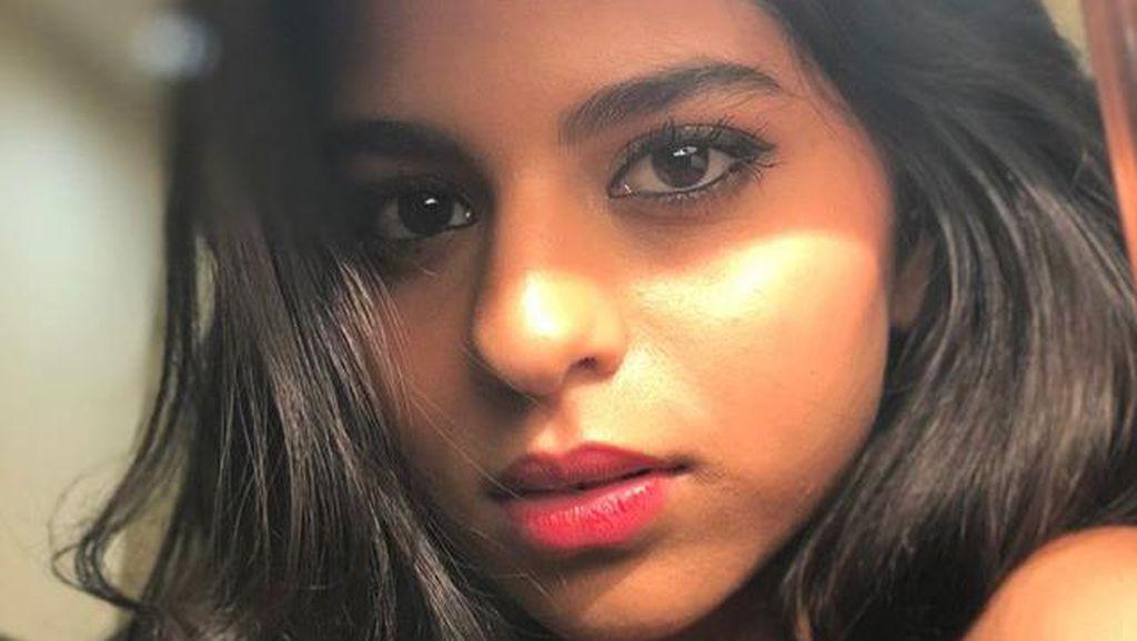 Gaya Memesona Suhana Khan, Putri Shah Rukh Khan yang Ingin Jadi Artis