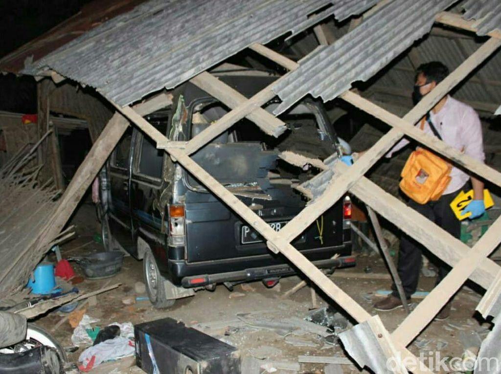 Nama Pelaku Perusakan Rumah Tertuduh Dukun Santet di Situbondo Dikantongi