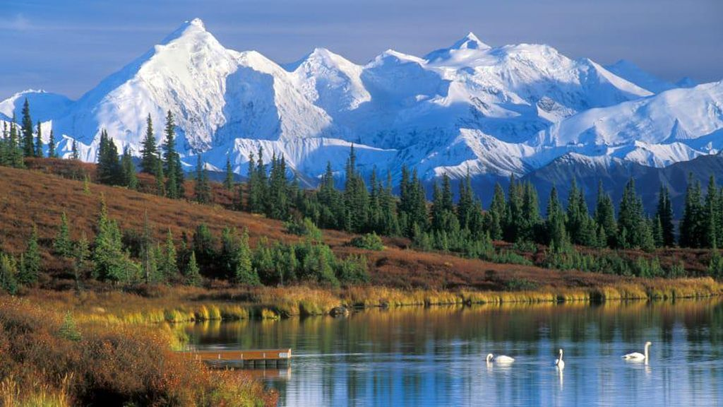 Mempesonanya 7 Gunung Tertinggi di Dunia, Mana Favoritmu?