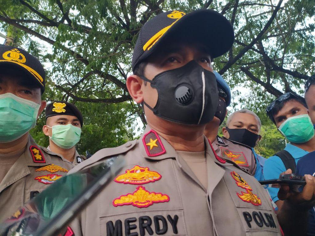 Halau Pemudik, Polisi Perketat Perbatasan Sultra