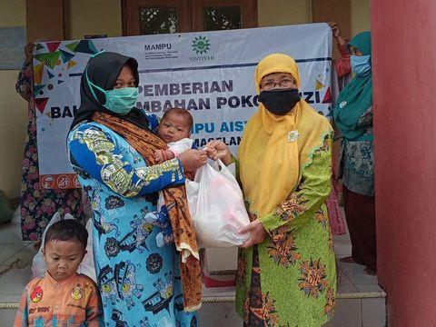 Peduli Covid-19, Aisyiyah Fokus Cegah Stunting & Beri Bantuan Ibu Hamil