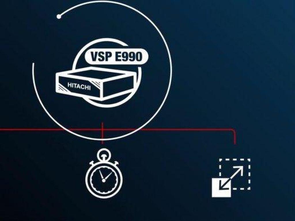 Hitachi Vantara Rilis Platform Penyimpanan Data Virtual
