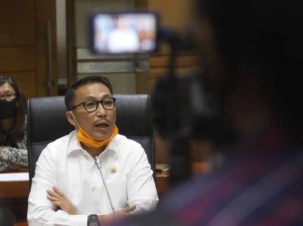 Ketua Komisi III Ungkap Ekspektasi Besar ke Dirjen PAS yang Baru