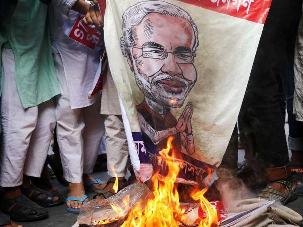 Komisi AS Usulkan India Masuk Daftar Hitam Kebebasan Beragama