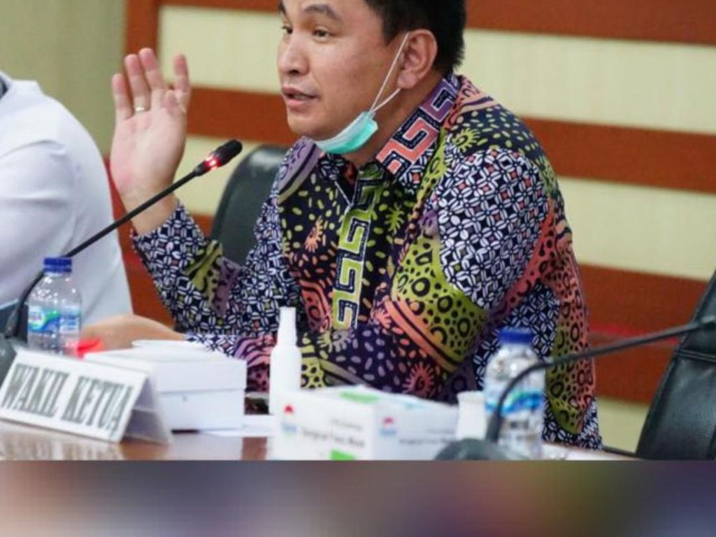 PDP Corona Kabur, Pimpinan DPRD Sultra Minta RS Bahteramas Evaluasi Keamanan
