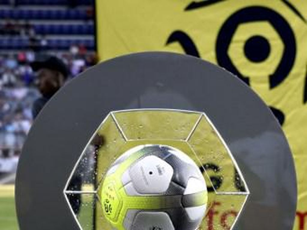 Lyon Usul Format Baru Agar Liga Prancis Bisa Dituntaskan
