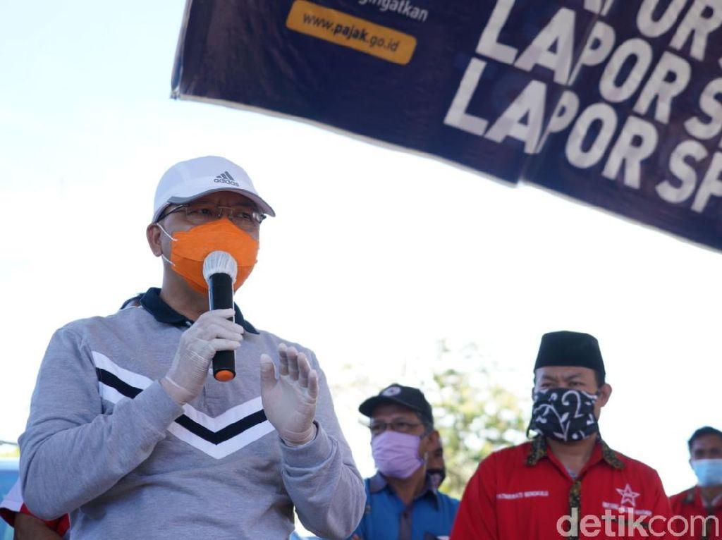 Gubernur Kecewa Belasan Anggota DPRD Bengkulu Selatan Kunker Saat Pandemi