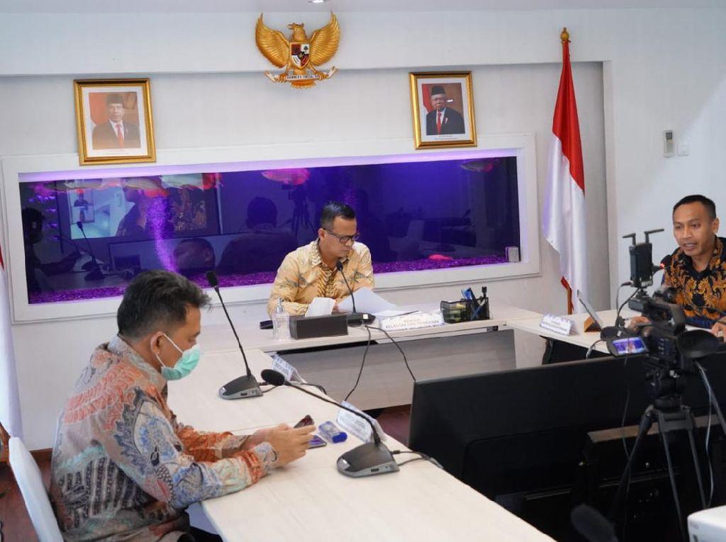 Gelar Temu Virtual, Edhy Dicurhati Nelayan soal Harga Ikan sampai BBM