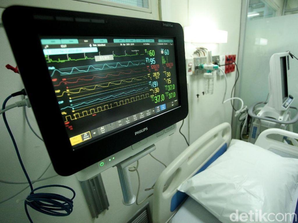 Anemia Tambah Risiko Kematian Pasien COVID-19