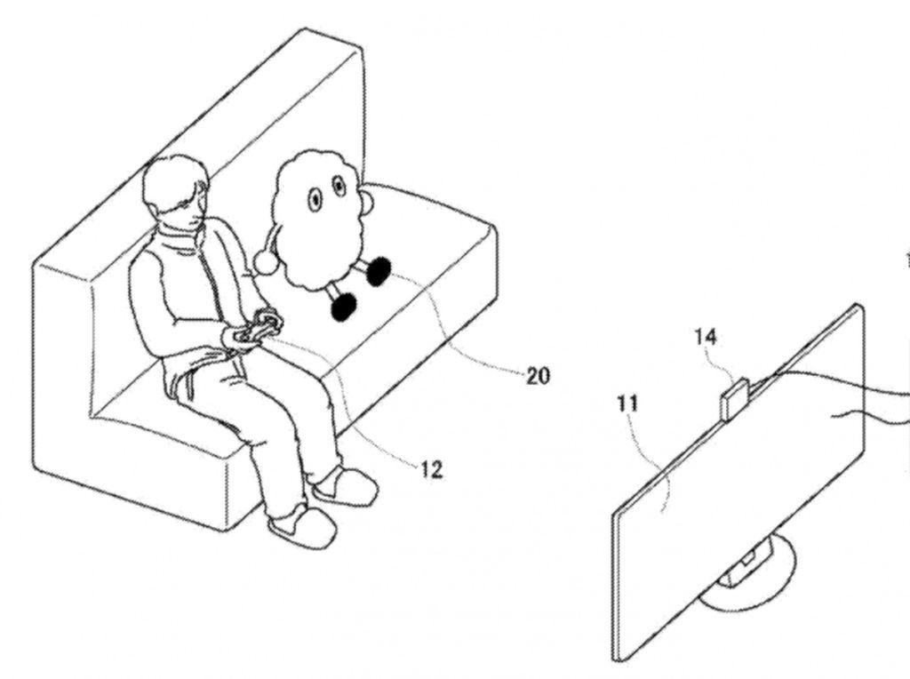 Sony Ingin Buat Robot untuk Temani Main Game