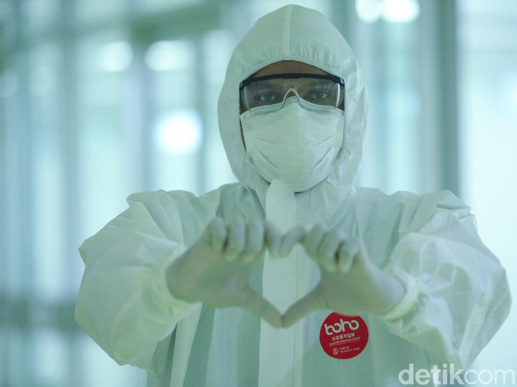 Strategi Satgas COVID-19 Tekan Angka Kematian Pasien Corona di Indonesia