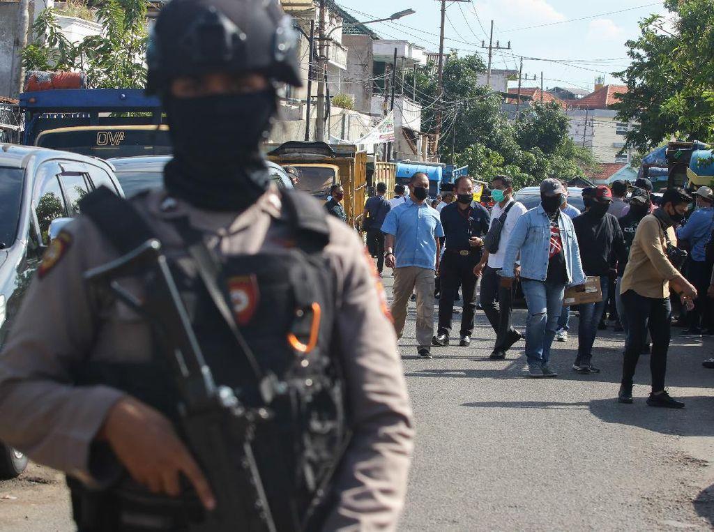 Densus Tangkap 49 Terduga Teroris di Jatim-Tangerang Sejak Februari