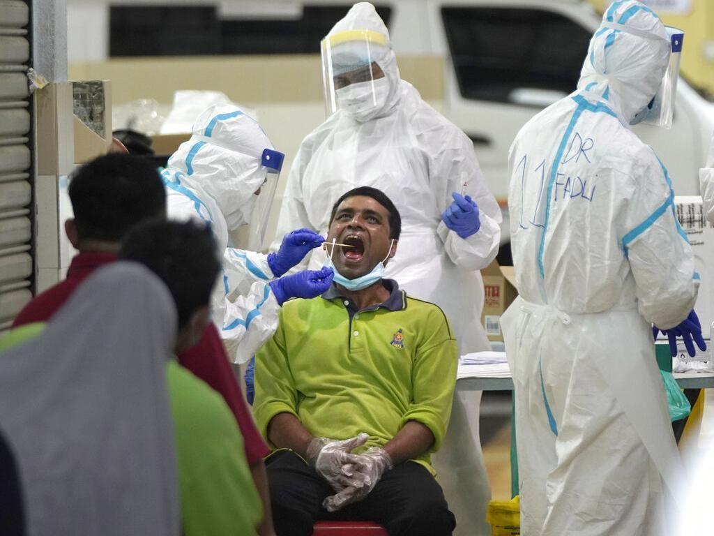 Tak Ada Kematian Akibat Corona dalam 15 Hari Terakhir di Malaysia