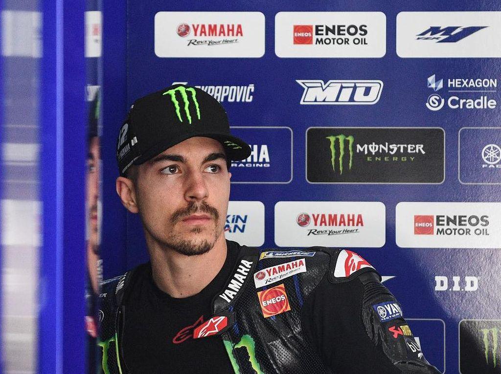 Maverick Vinales Tahu Kelemahan Yamaha Usai Disalip Marc Marquez