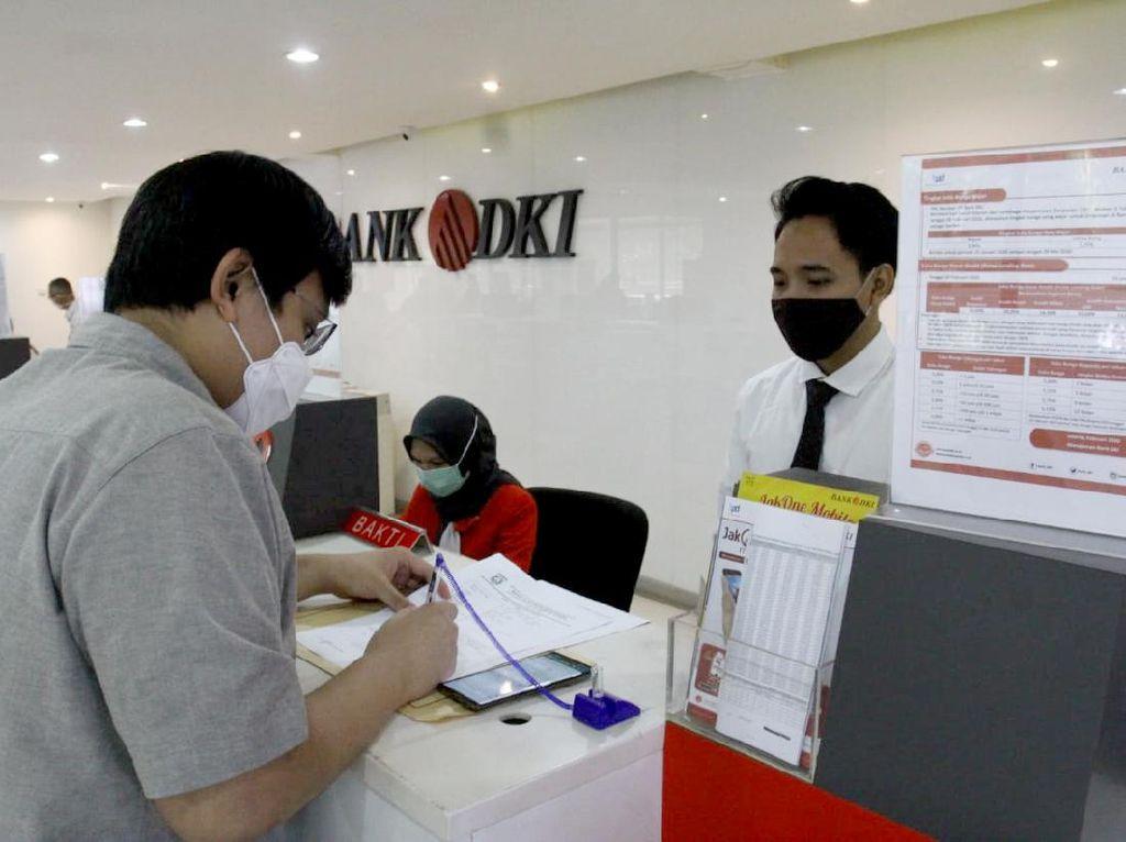 Sri Mulyani Titip Uang Negara ke BPD, Bank DKI Dapat Rp 2 T
