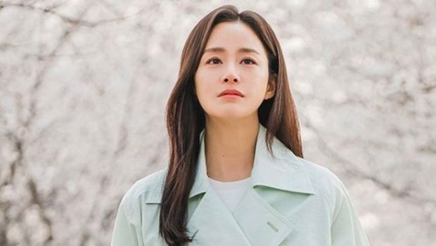 Kim Tae-hee di drama Hi Bye, Mama!
