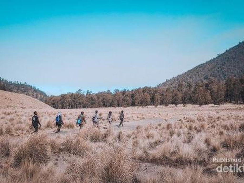 Estimasi Biaya Pendakian Gunung Semeru & Bromo dari Bandung