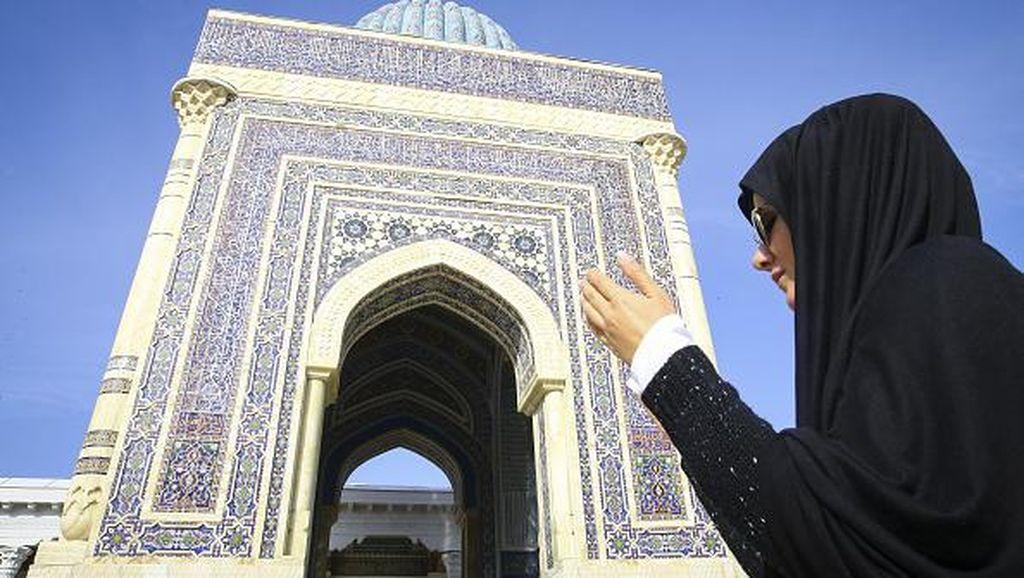 Pesona Kota Samarkand, Tempat Peristirahatan Terakhir Imam Bukhari