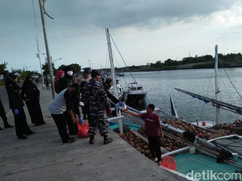 Mudik Dilarang, Pengamanan di Pelabuhan Rakyat Banyuwangi Diperketat