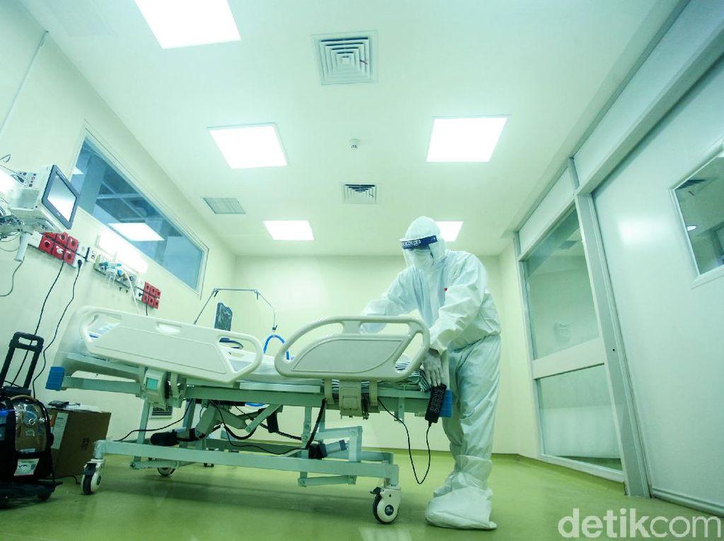 Corona Melonjak Lagi, ICU Rumah Sakit AS Mulai Kewalahan