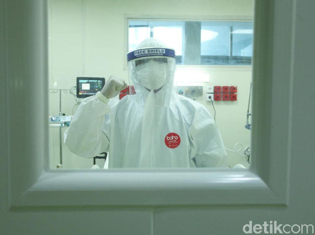 Permapkin Ungkap 50% Manajer Rumah Sakit di Indonesia Terpapar Corona