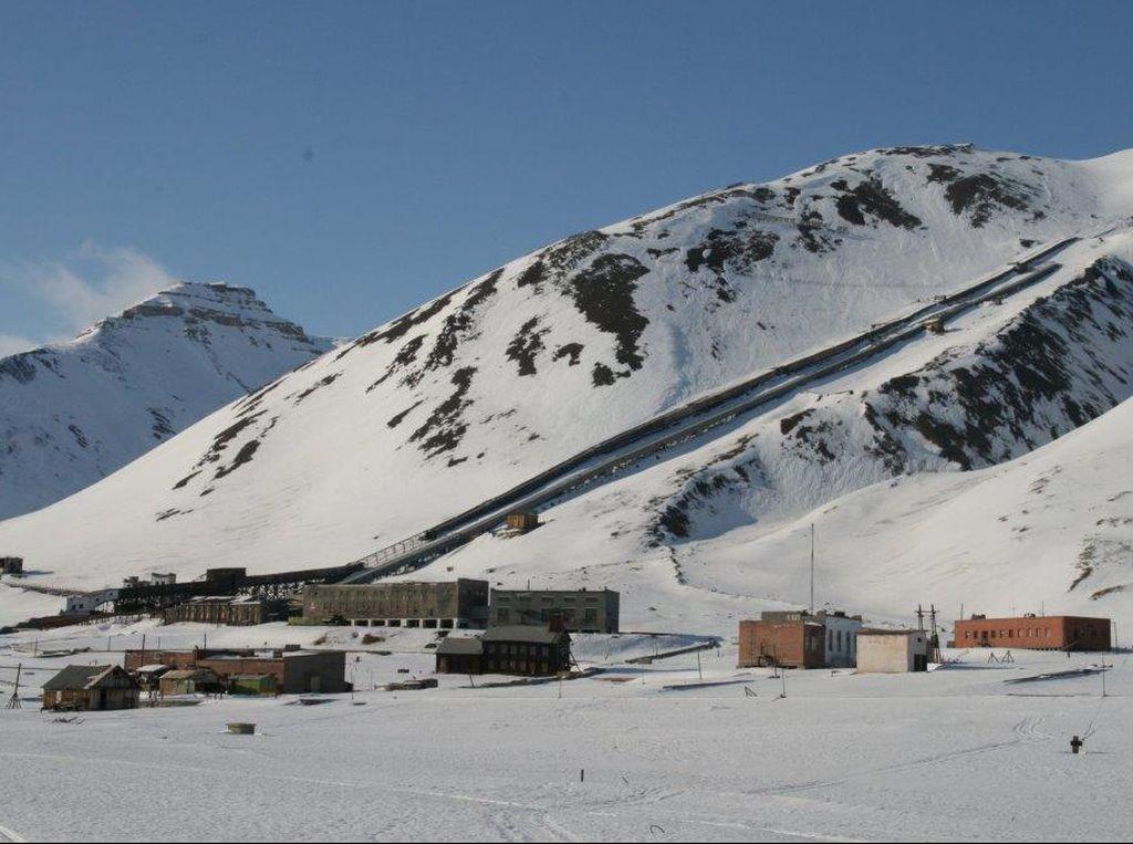 Apakah Ada Kota Hantu di di Kutub Utara?