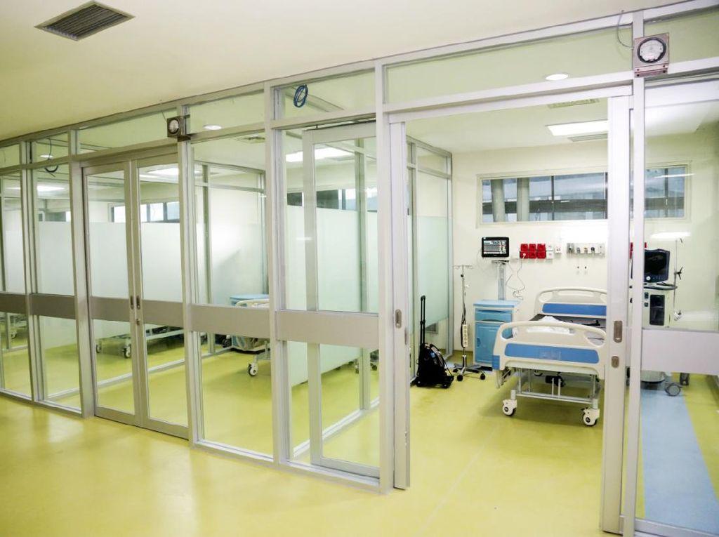 Bantuan CT Tambah Kapasitas RSCM untuk Tangani Corona