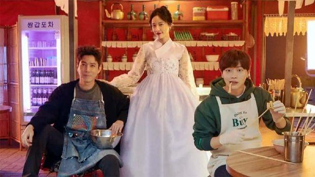 Drama Korea Mystic Pop-up Bar dok. jTBC via Hancinema