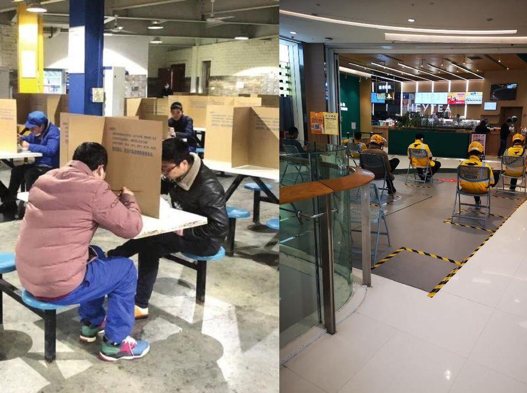 Netizen di Asia Timur, Bagikan Pengalaman Makan di Restoran Usai Lock Down
