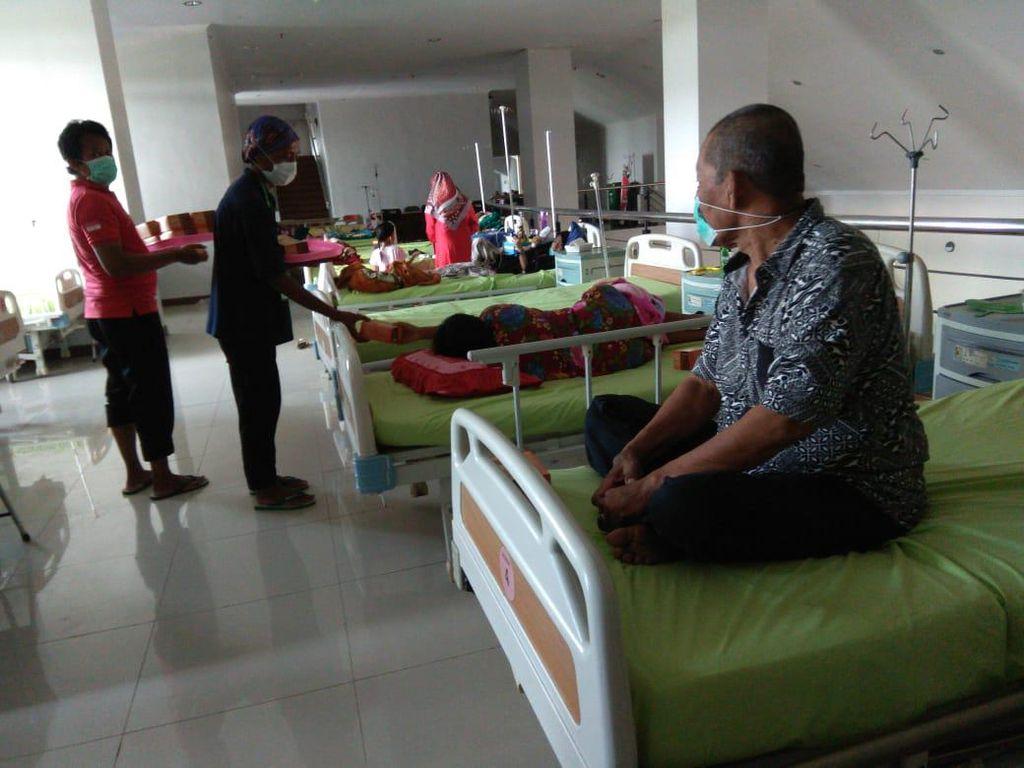 3.829 Warga Jawa Timur Jalani Karantina Berbasis Kelurahan