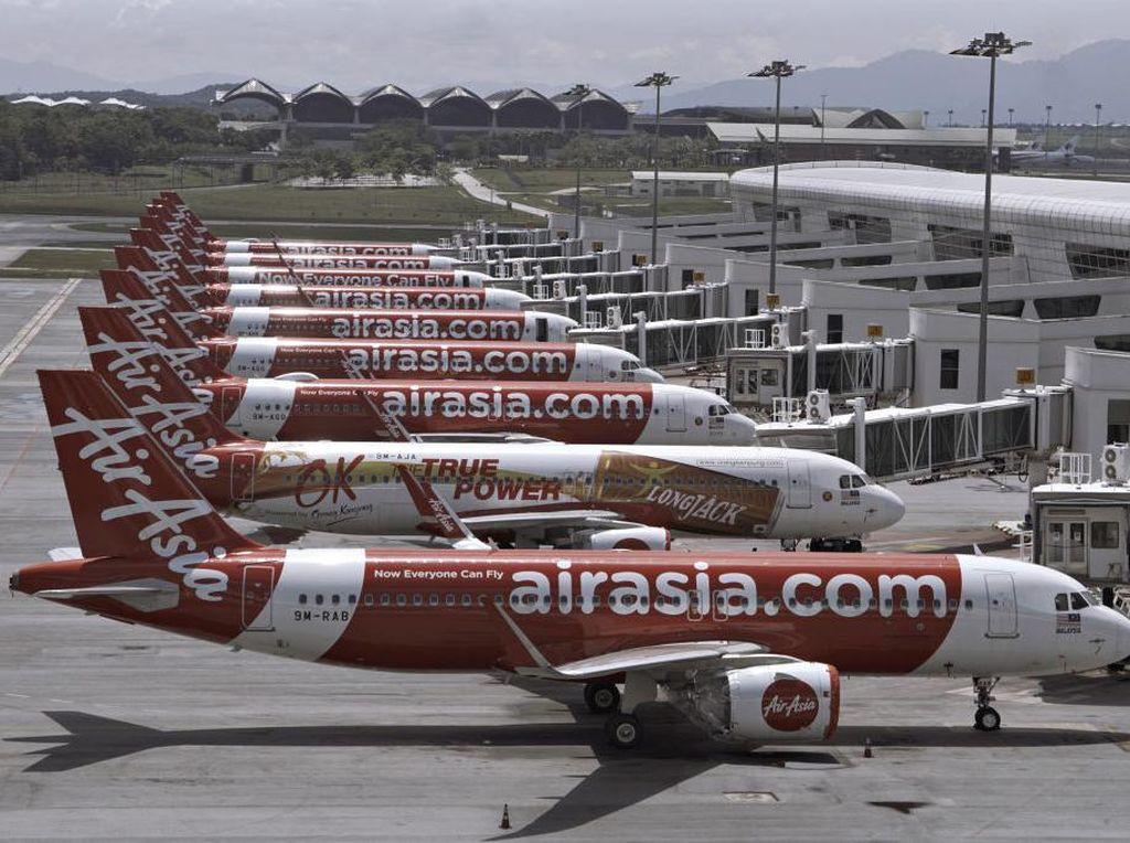 AirAsia Kembali Mengudara di Langit Malaysia