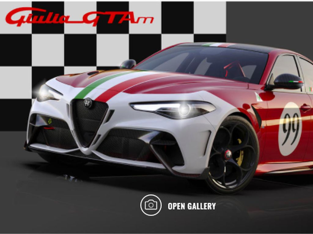 Corona Tak Buat Alfa Romeo Ragu Bocorkan Harga Mobil Paling Ngebut Mereka