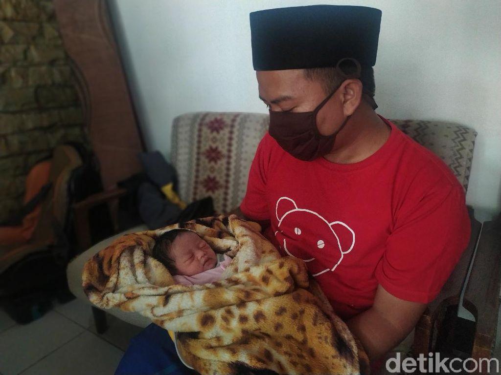 Lahir Saat Pandemi, Bayi di Cianjur Diberi Nama Corona