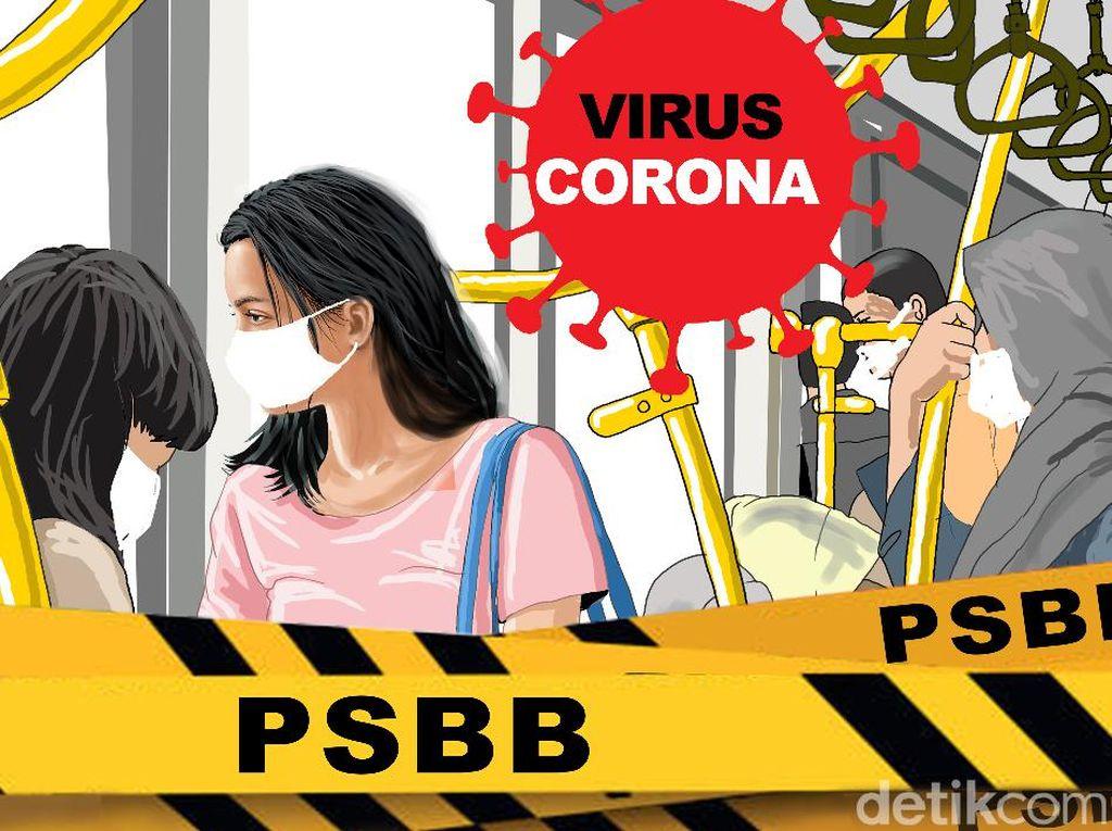 Walkot: PSBB Palangka Raya Disetujui Menkes