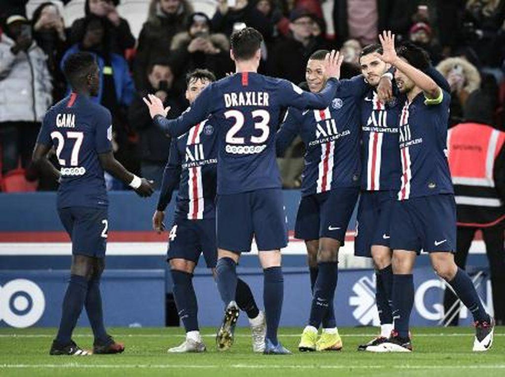 Alasan PSG Dinobatkan Sebagai Juara Liga Prancis Musim Ini