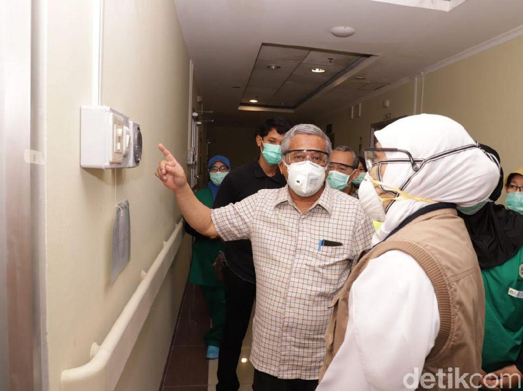 RSKI Unair Dibantu CT Corp Lengkapi Mesin Cuci Darah Penderita COVID-19