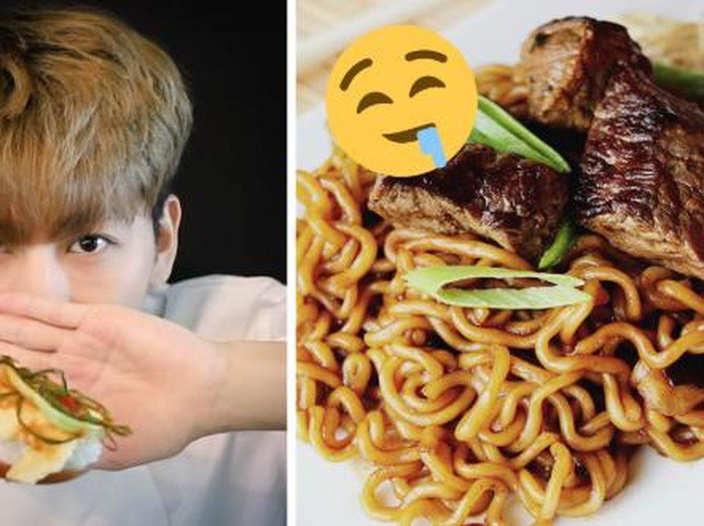 Jago Masak, Yunhyeong iKON Bikin Egg Souffle hingga Ramdon