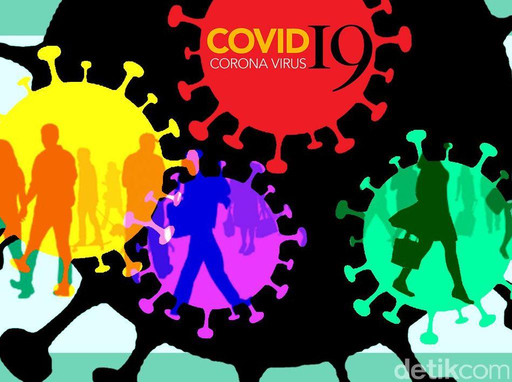 Kabar Baik, Kasus Pasien Sembuh dari Corona di Kaltim Bertambah 9 Orang