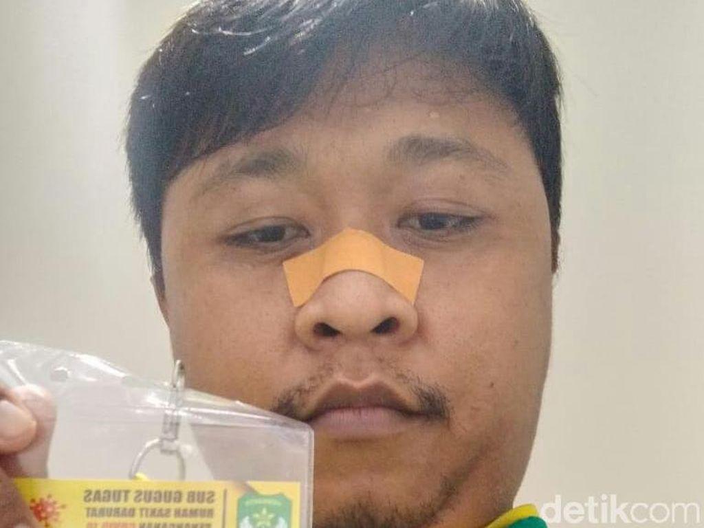 Harapan Perawat Situbondo Usai Jadi Relawan Corona di Jakarta