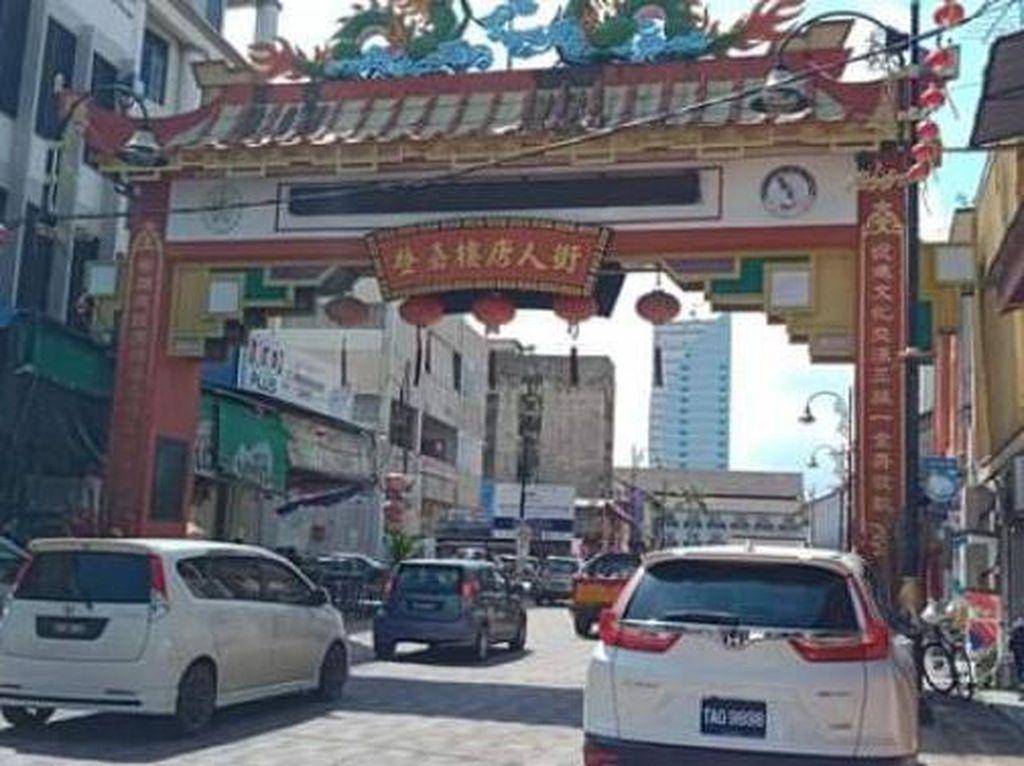 Jejak Sejarah Budaya Tionghoa di Kuala Terengganu Malaysia