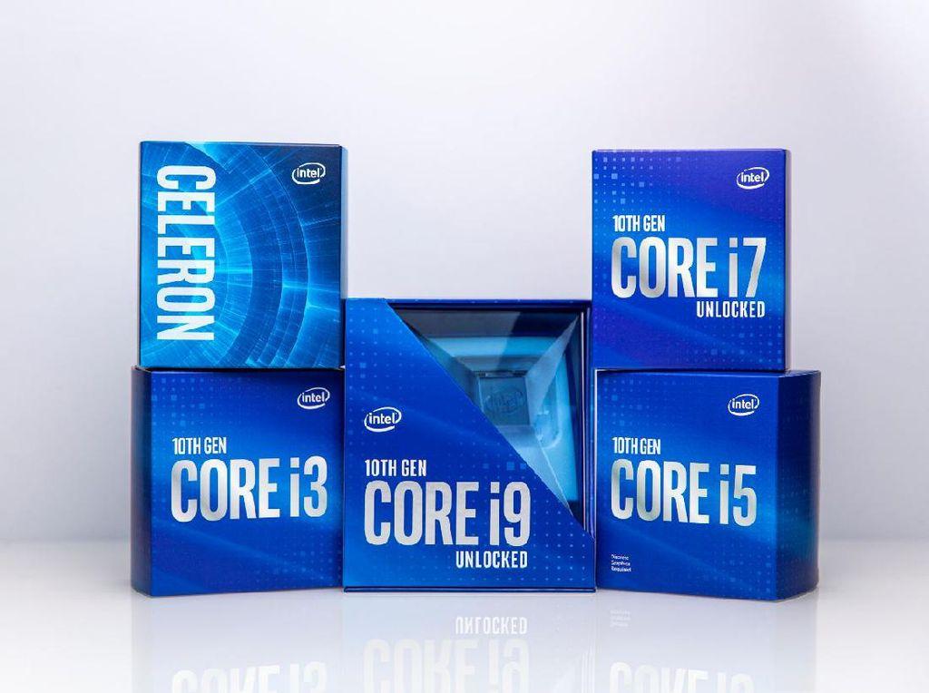 Intel Klaim Punya Prosesor Gaming Terkencang di Dunia