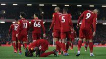 Intip Latihannya Liverpool yang Jaga Jarak
