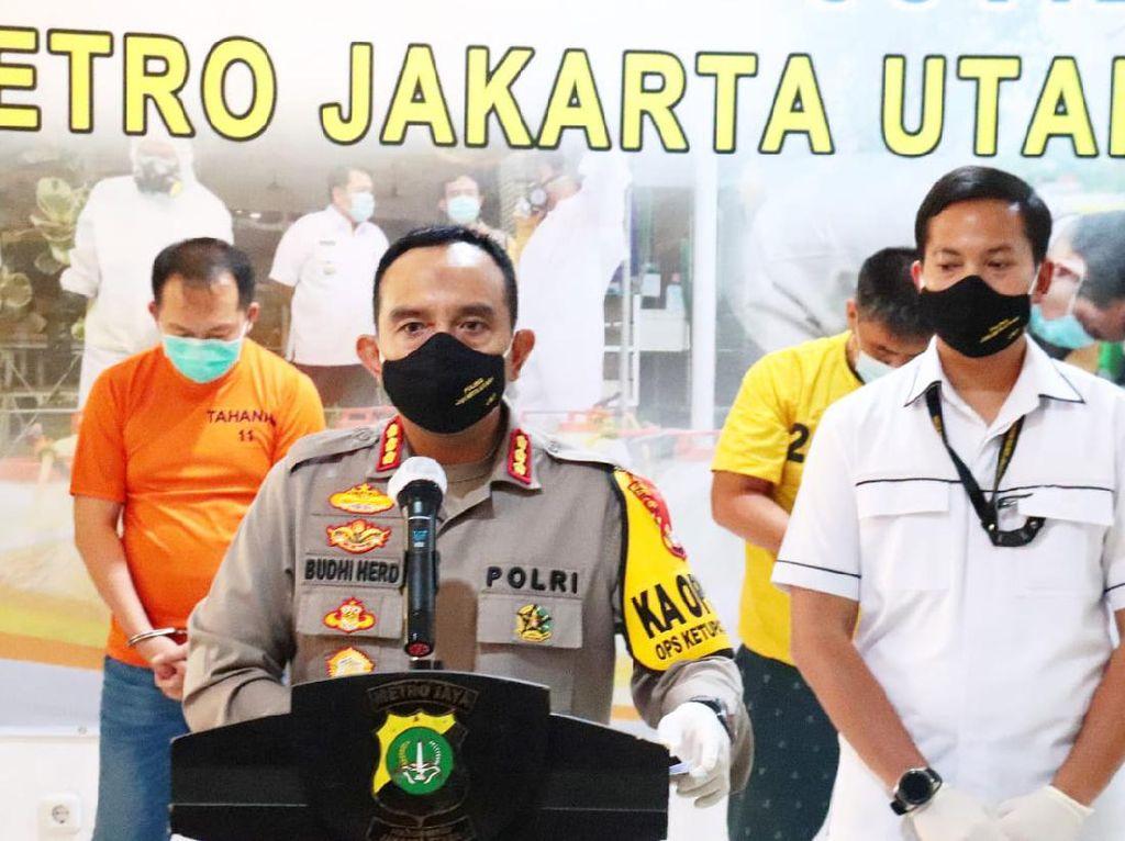 Modus Jual-Beli Masker Rp 847 Juta, Seorang Penipu Ditangkap Polres Jakut