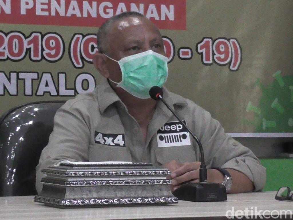 Gubernur Gorontalo: PSBB Berlaku 4 Mei, 3 Hari Awal Sosialisasi Dulu