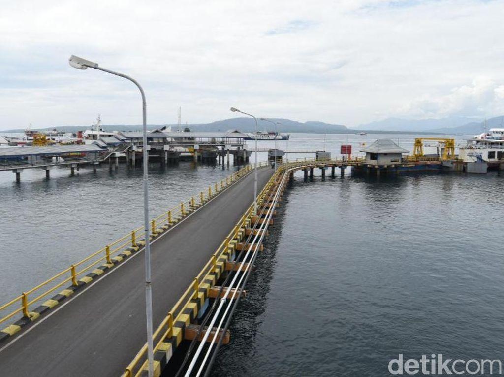 ASDP Ketapang Banyuwangi Tutup Penjualan Tiket Bagi Pemudik Cegah Corona