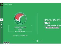 Hasil UMPTKIN 2020: Program Studi Hukum Ekonomi Syariah Paling Diminati
